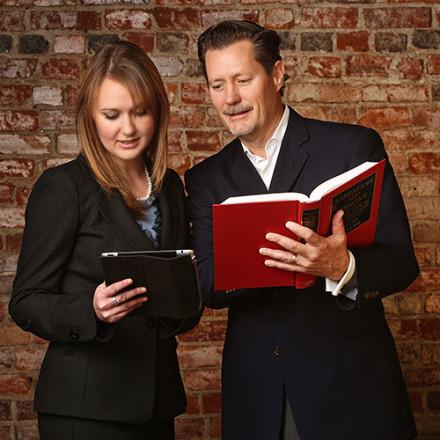 Chris and Margot Pickering - Kansas City Business Lawyers - Overland Park and Lenexa, KS, too.