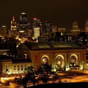 Photo of Union Station in Kansas City, Missouri.